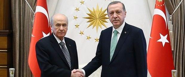 Bahçeli Erdoğan Erken Seçim