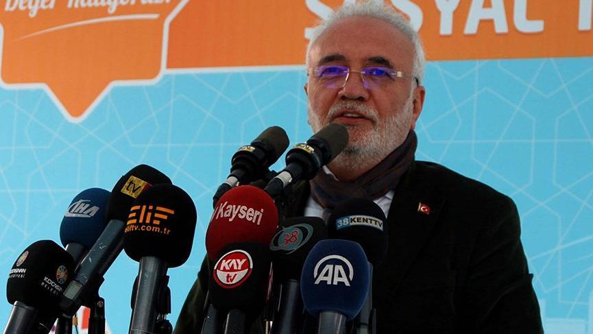 24 haziran AKP Mustafa Elitas Kayseri