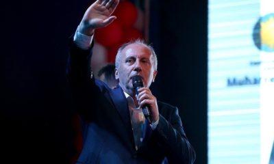 Muharrem iNCE Seçim Manifestosu Açıkladı