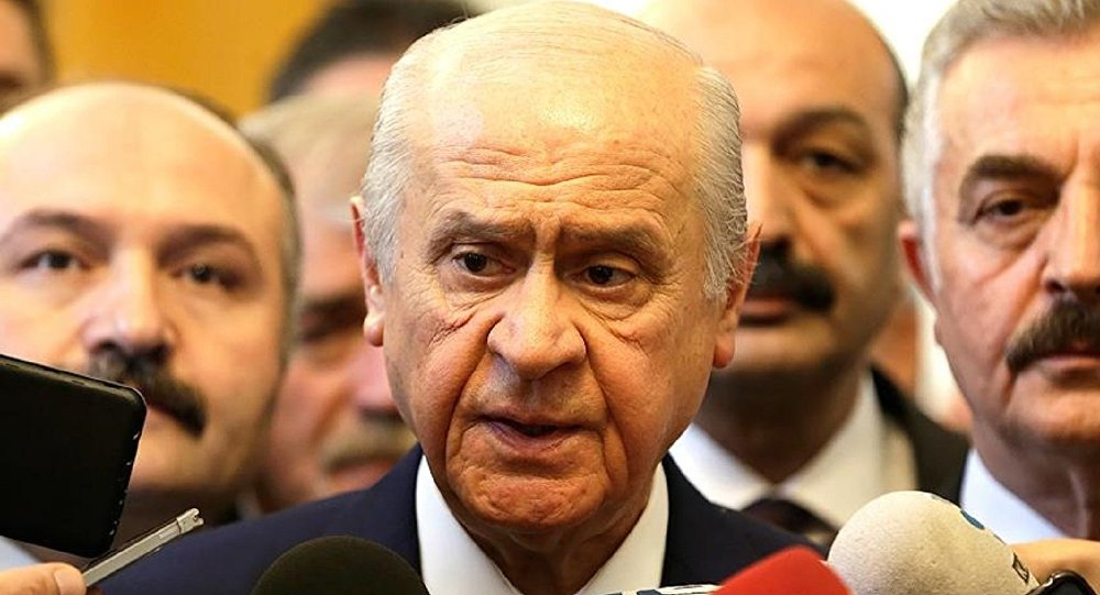 MHP'nin seçim beyannamesi