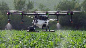 ilaçlama makinası drone