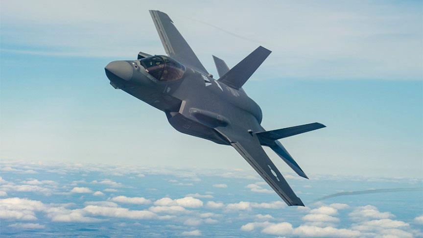 ABD, Türkiye'ye F-35 Satmayı Reddetti
