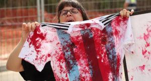 Arjantin israil ile Hazırlık Maçı iptal Etti