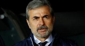 Aykut Kocaman istifa etti