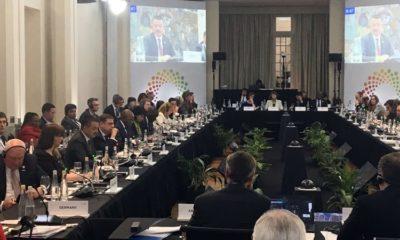 Bakan Pakdemirli G20 Tarım Bakanları Zirvesi'nde Konuştu
