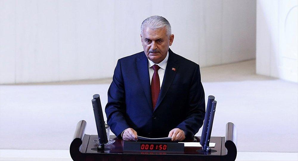 Binali Yıldırım Meclis Başkanı seçildi