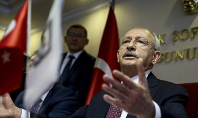 Kılıçdaroğlu'ndan olağanüstü kurultay çıkışı: Birileri koltuk derdinde