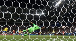 Brezilya'yı 2-1 mağlup eden Belçika, yarı finalde Fransa'nın rakibi oldu