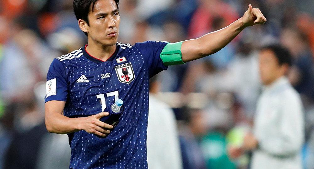 Dünya Kupası hayalleri yıkılan Japonya kaptanı Emekli Oldu