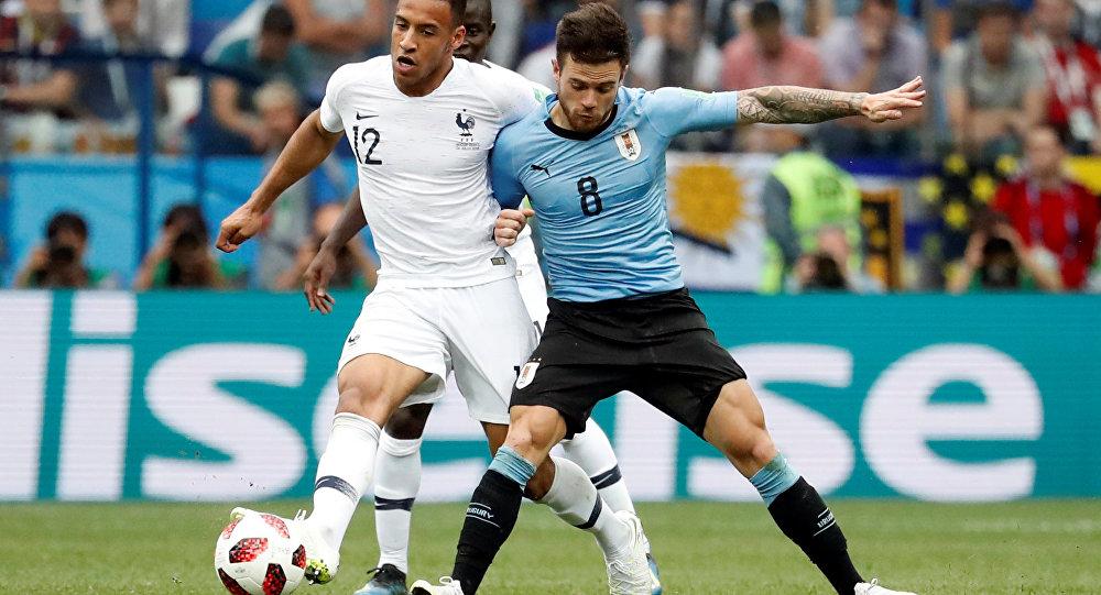 Dünya Kupası'nda ilk yari finalist Fransa