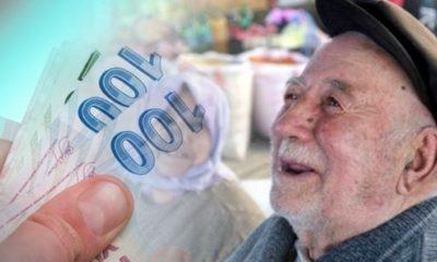 Emekliler Zamlarını Haftaya Almaya Başlıyor