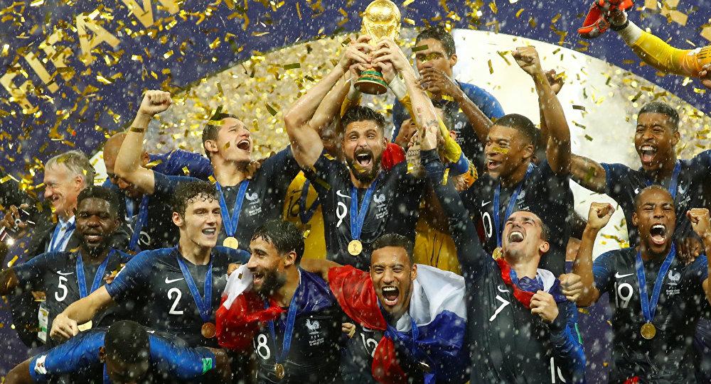 Fransa'nın şampiyonluğu dünya basınında