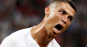 Juventus Ronaldo'yu transfer etti