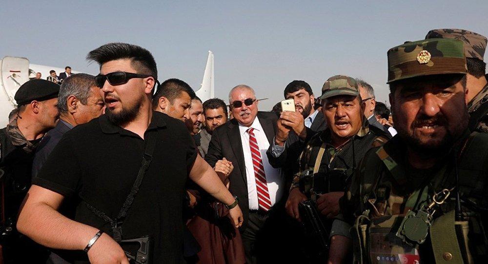 Raşid Dostum'a suikast girişimi : 9 ölü