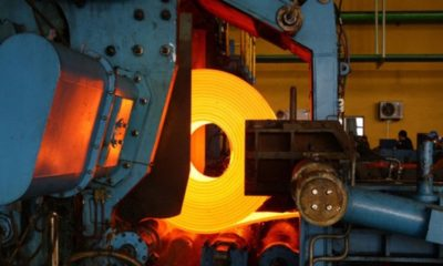 Türkiye'nin Ham çelik üretimi yüzde 4,3 arttı