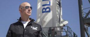 Uzay şirketi Blue Origin Turistleri Uzaya Taşıyacak