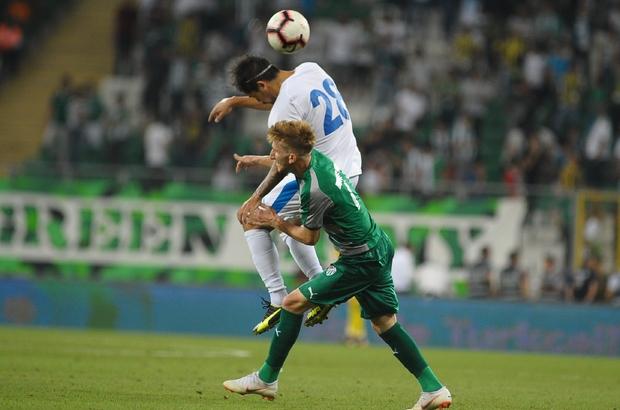 Bursaspor Ankaragücü Maç sonucu