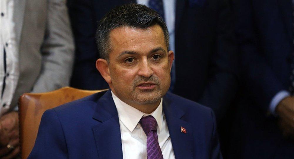 Tarım Bakanı Pakdemirli: Fındık üreticileri mağduriyet yaşamayacak