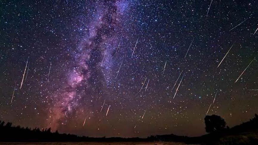 Meteor yağmuru bu gece başlıyor