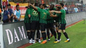 Süper kupa şampiyonu Akhisarspor oldu