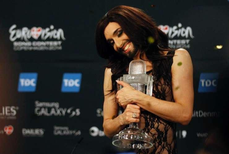 TRT yöneticisi, Eurovision birincisi Conchita Wurst'i hedefe koydu