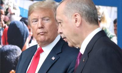Trump ile Erdoğan niçin kavgaya tutuştu