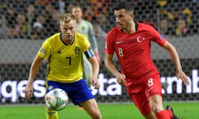 İsveç ile karşılaşan Türkiye son dakikada güldü