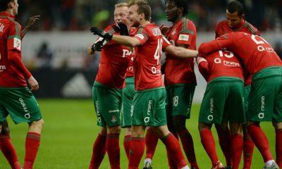 Lokomotiv Moskova'dan Galatasaray videosu