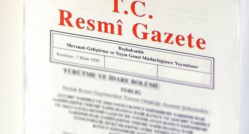 Resmi Gazete basılı yayına son verdi, artık sadece dijital olarak yayınlanacak