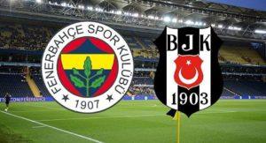 Sezonun ilk derbisinde, Fenerbahçe ile Beşiktaş berabere kaldı