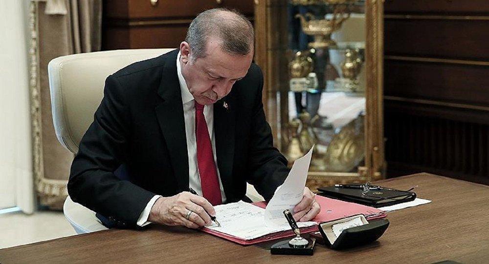 Varlık Fonu yönetimi değişti : Yeni başkan Erdoğan