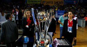 34. Cumhurbaşkanlığı Kupası Anadolu Efes'in