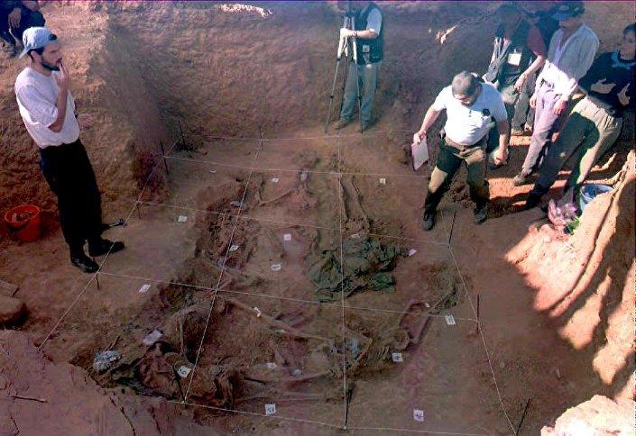 Che'nin 30 yıl sonra bulunan kalıntıları