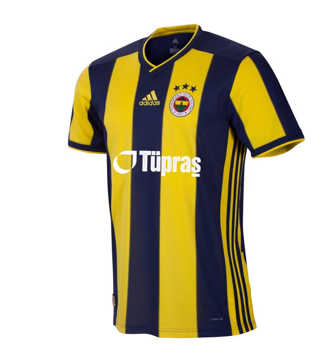 Fenerbahçenin yeni göğüs sponsoru Tüpraş oldu