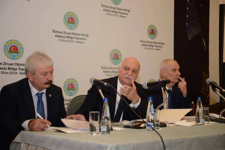 Gübre ve Mazotta ÖTV Kaldırılması için Bakanlık Çalışma Başlattı