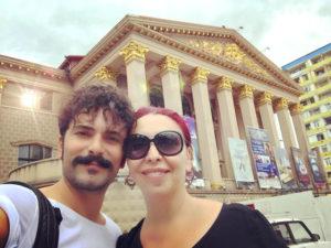 Sema Keçik ile Halil ibrahim Kurum aşk yaşıyor