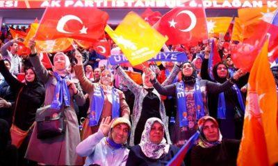 AK Parti belediye başkan aday adayı 7 bin 180 kişi oldu