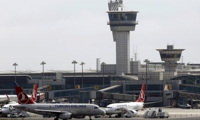 Atatürk Havalimanı'nda kaza, 9 kişi yaralandı