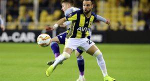 Fenerbahçe, sahasında Anderlecht karşısında