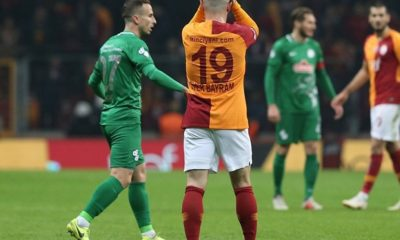 Galatasaray, Çaykur Rizespor ile berabere kaldı