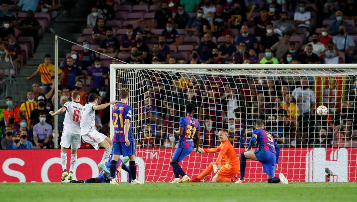 Bayern'den Barcelona baskını