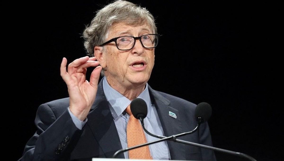 Bill Gates'ten Bezos ve Musk'a uzay eleştirisi: Dünyada yapacak çok işimiz var