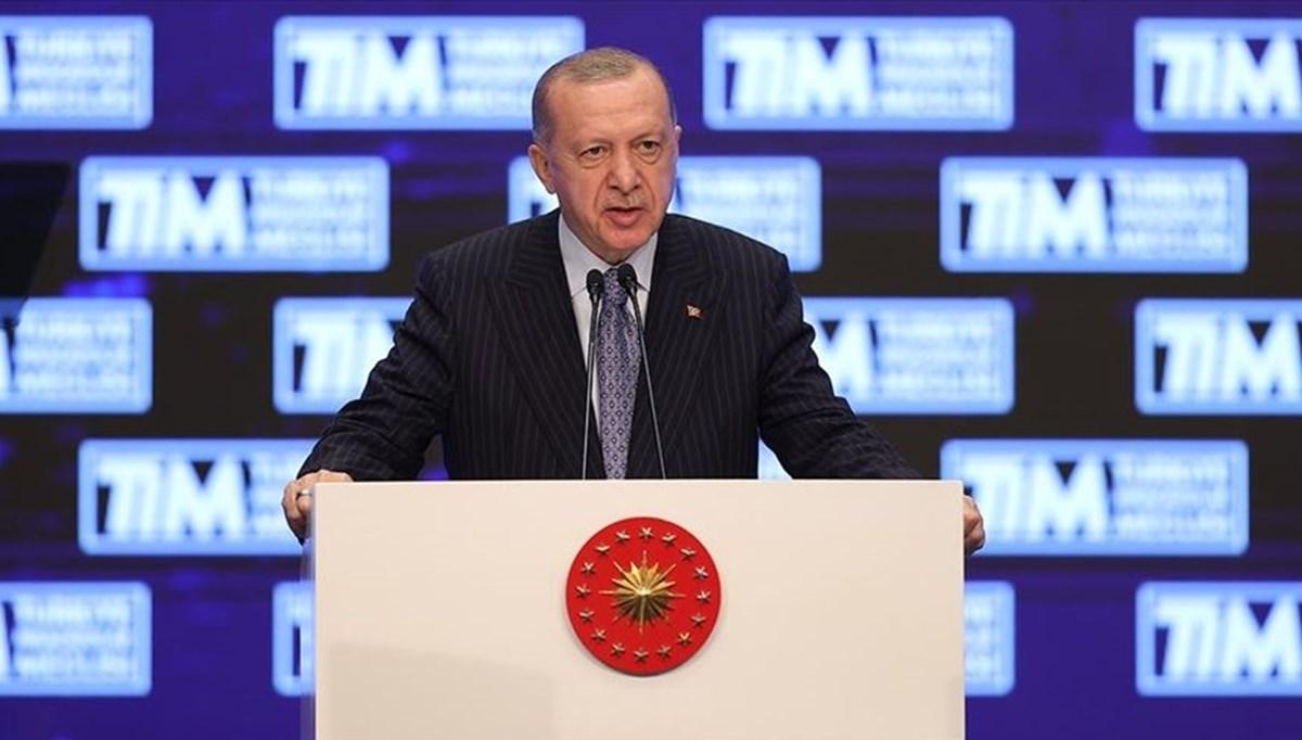 Cumhurbaşkanı Erdoğan: Türkiye, dünya ihracatında kritik eşiği yakaladı