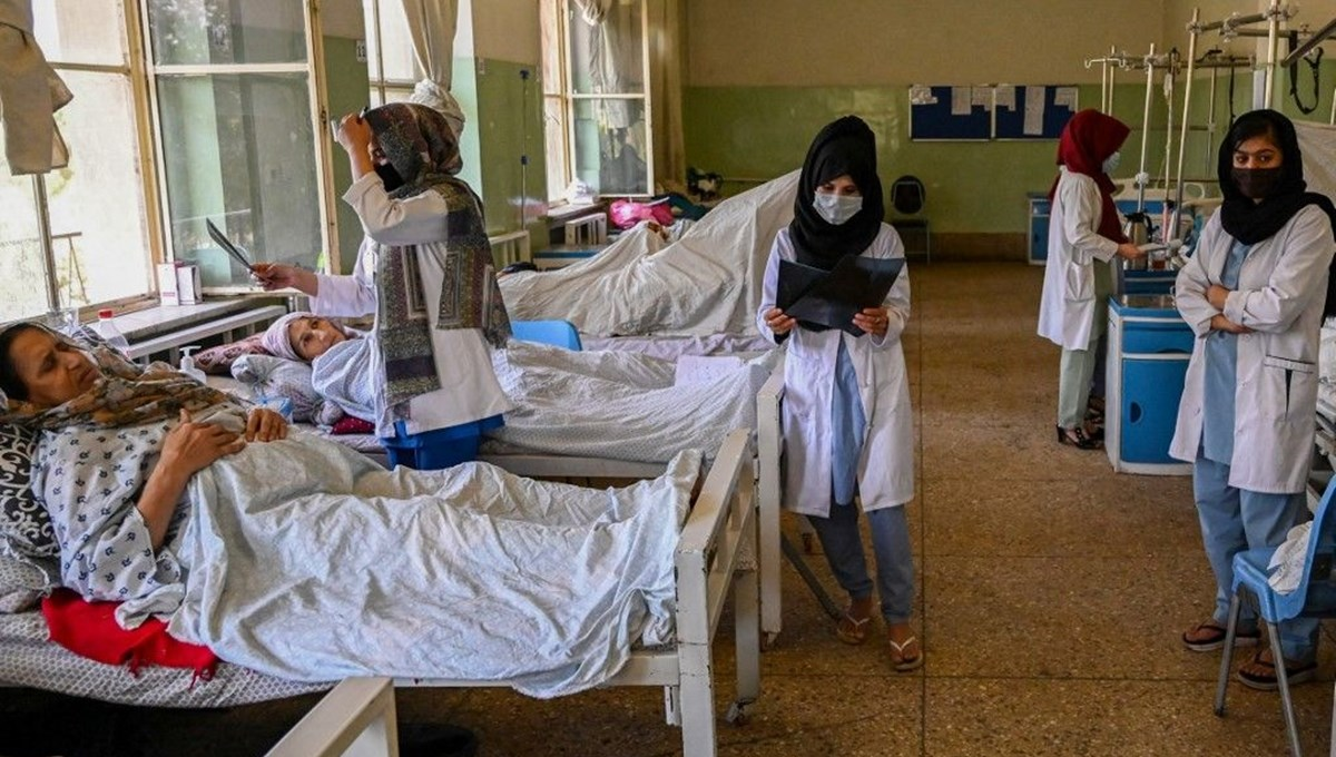 DSÖ'den Afganistan uyarısı: Sağlık sistemi 'çöküşün eşiğinde'