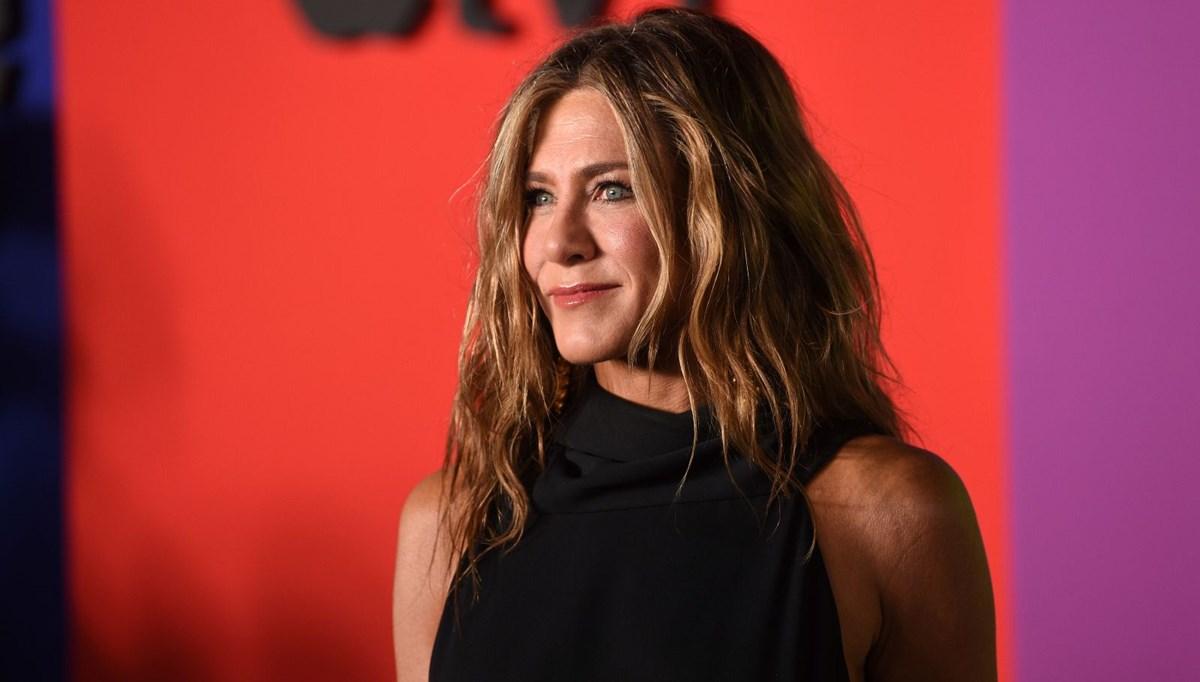 Jennifer Aniston'dan ilişki cevabı: David Schwimmer benim kardeşim