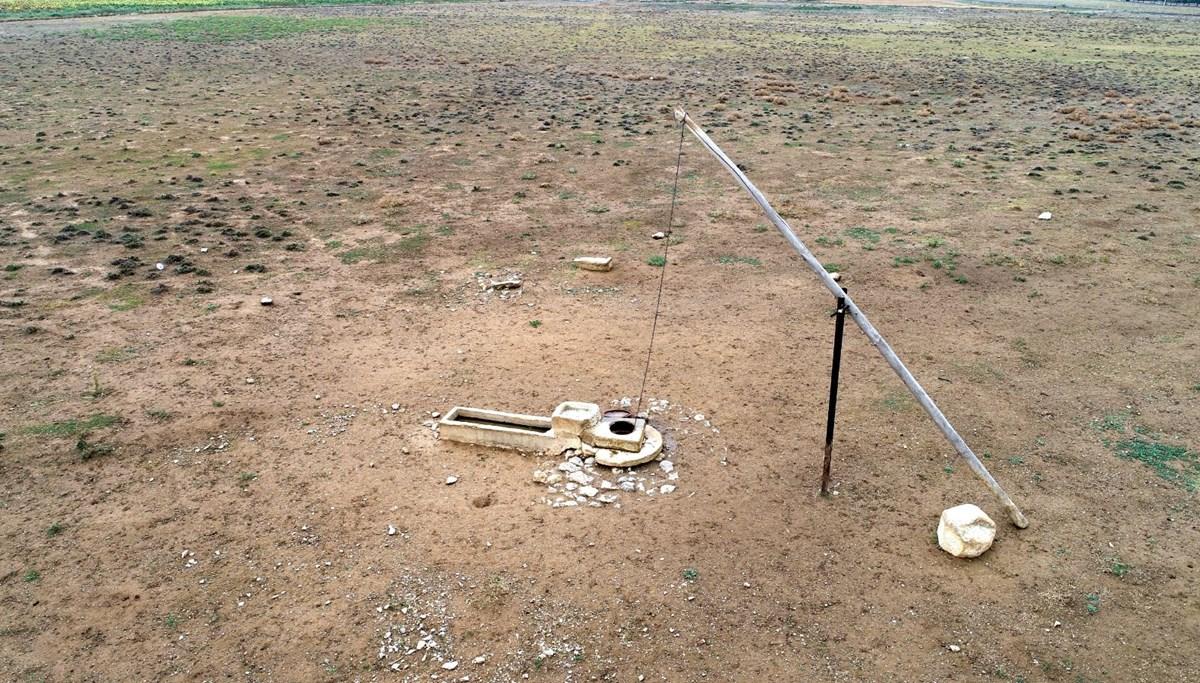 Konya Ovası'nde büyük tehlike: Yer altı suyu 15 metre aşağı indi