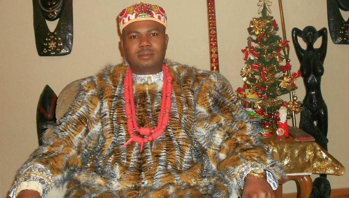 Nijerya asıllı 'kral', Gürcistan'da belediye başkanı olmak için yarışacak