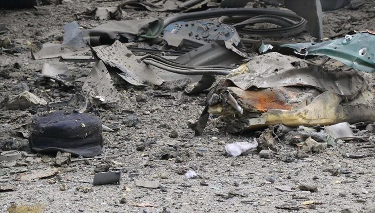 Taliban kontrolündeki Afganistan'da düzenlenen bombalı saldırıda 2 sivil öldü
