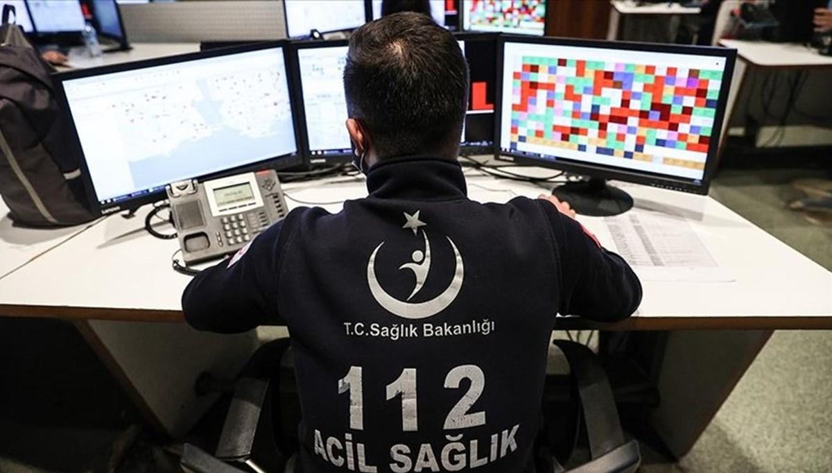 112'ye asılsız ihbarda bulunan bir kişi tutuklandı: Bin kez aradı, 10 bin mesaj attı