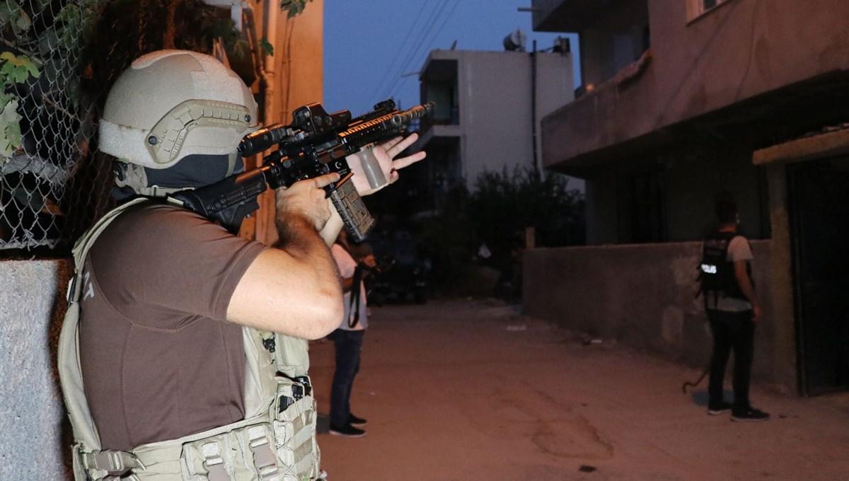 Adana'da DAEŞ operasyonu: 8 gözaltı